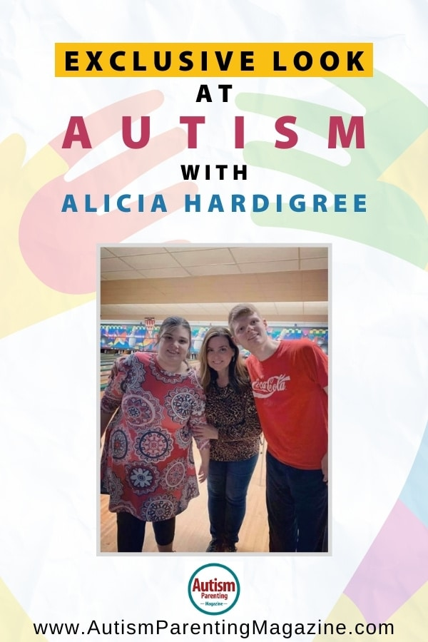 Exclusive Look at AUTISM with Alicia Hardigree
