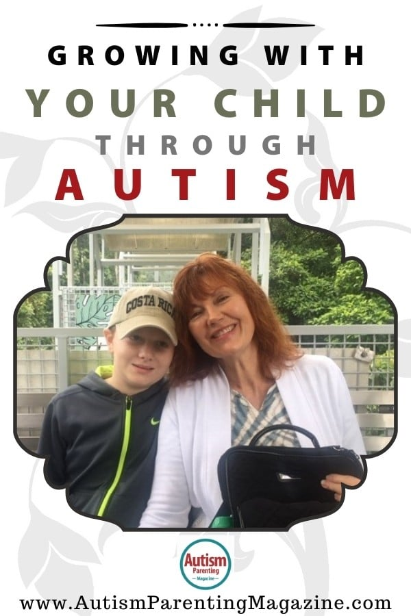 Growing with Your Child Through Autism