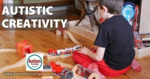 Growing Through Creativity with Autism