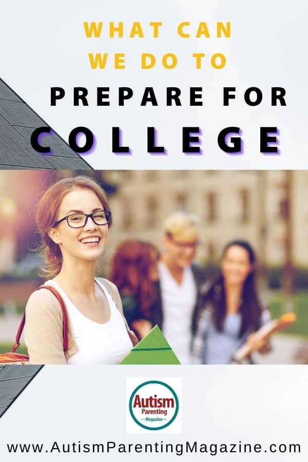 What Can We Do to Prepare for College