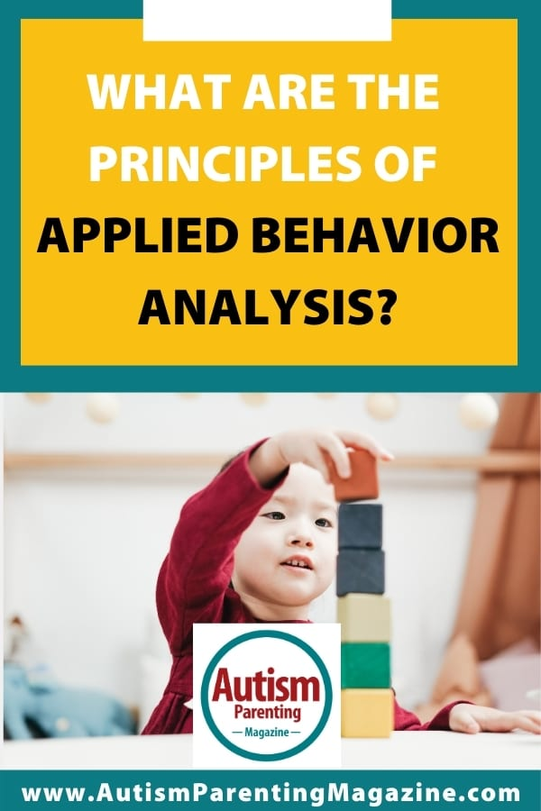 What are the Principles of Applied Behavior Analysis?