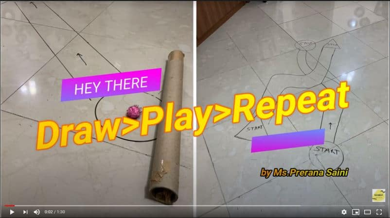draw play repeat