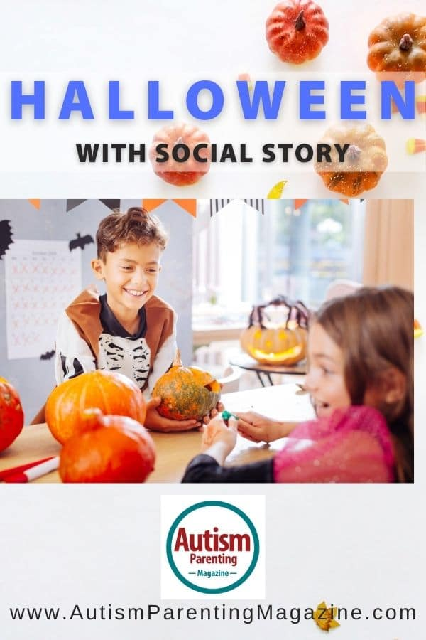 Halloween with Social Story