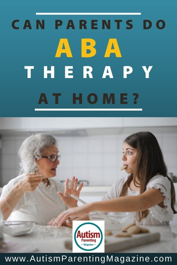 Can Parents do ABA Therapy at Home?