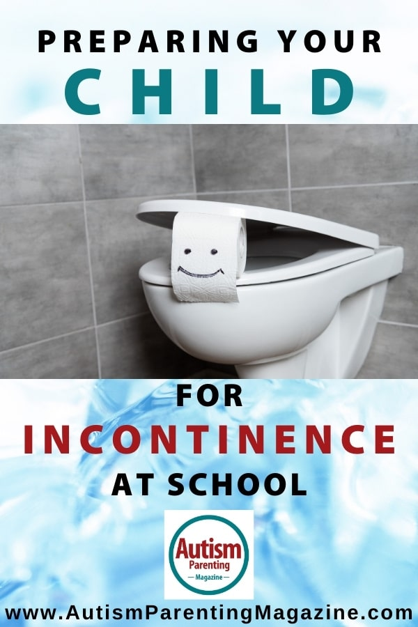 Preparing Your Child for Incontinence at School