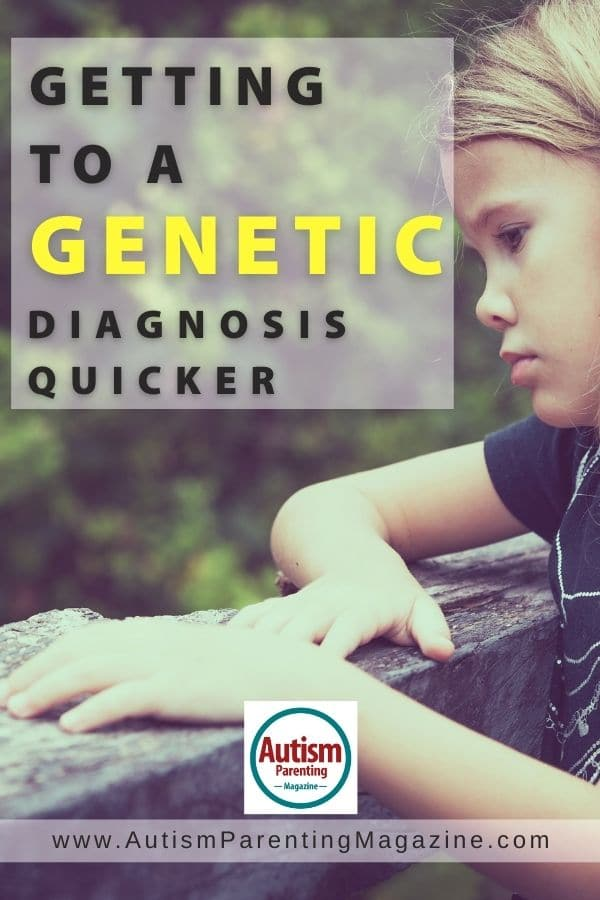 Getting to a Genetic Diagnosis Quicker