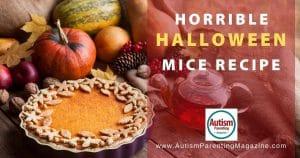 Horrible Halloween Mice Recipe