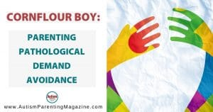 Cornflour Boy: Parenting Pathological Demand Avoidance