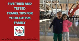 Five Tried and Tested Travel Tips for Your Autism Family