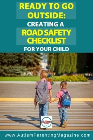 Ready to go Outside: Creating a Road Safety Checklist for Your Child