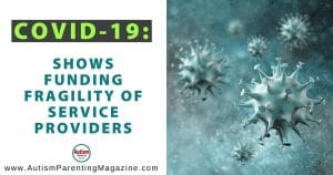 COVID-19 Shows Funding Fragility of Service Providers