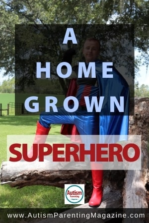 A Homegrown Superhero