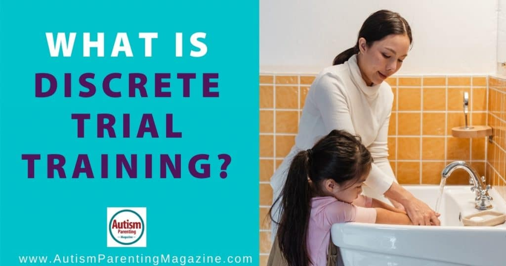 What is Discrete Trial Training?