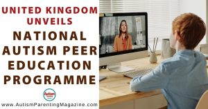 United Kingdom Unveils National Autism Peer Education Programme