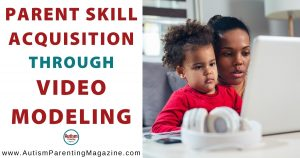 Parent Skill Acquisition through Video Modeling