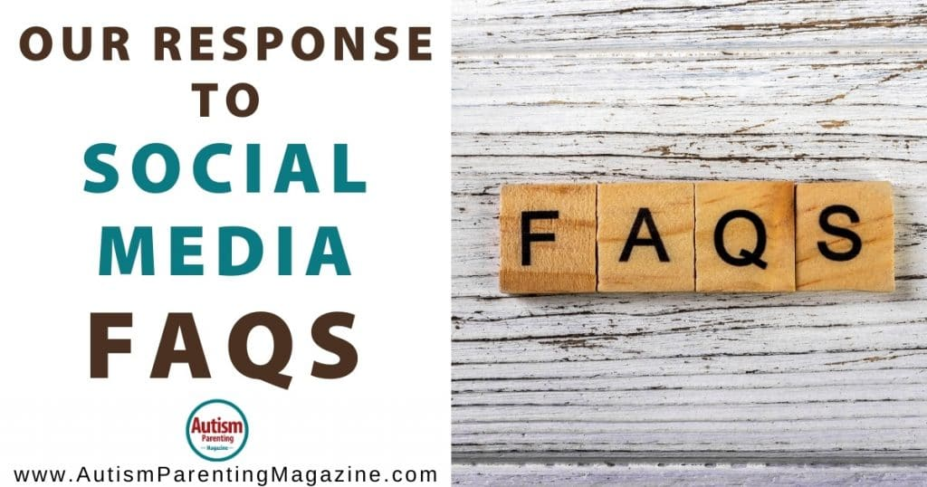 Our Response to Social Media FAQs