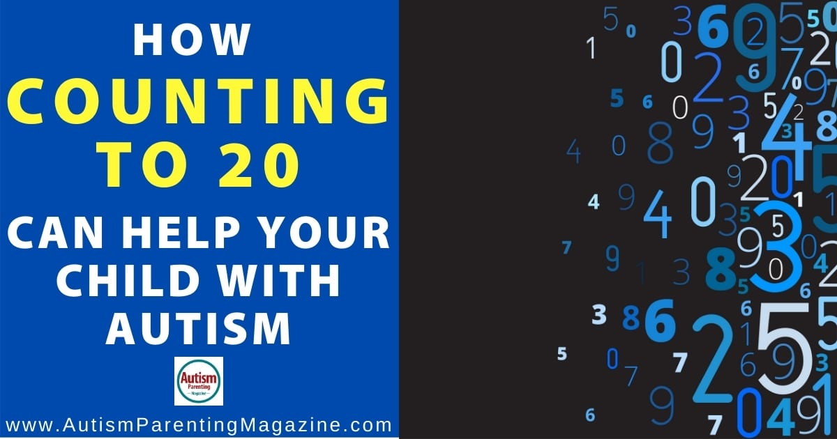 How Counting to 20 Can Help Your Child with Autism