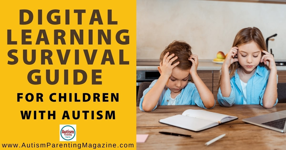 Digital Learning Survival Guide for Children with Autism