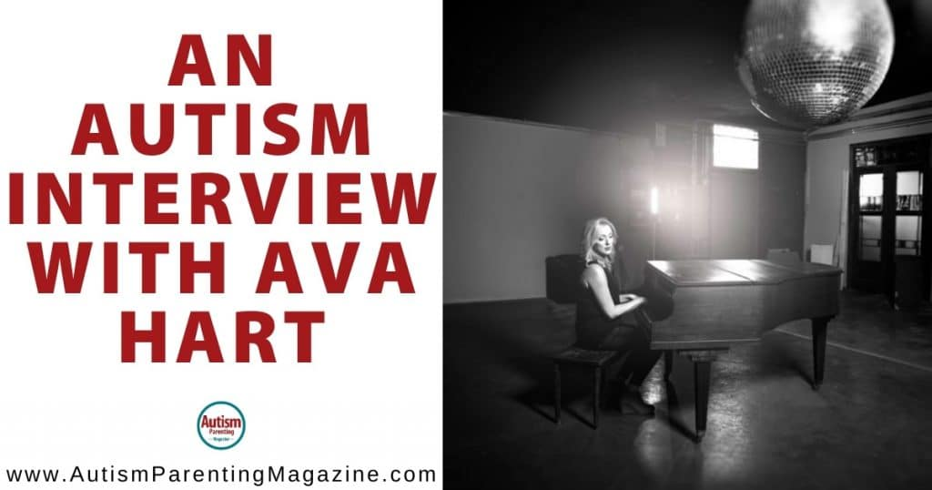 An AUTISM Interview with Ava Hart