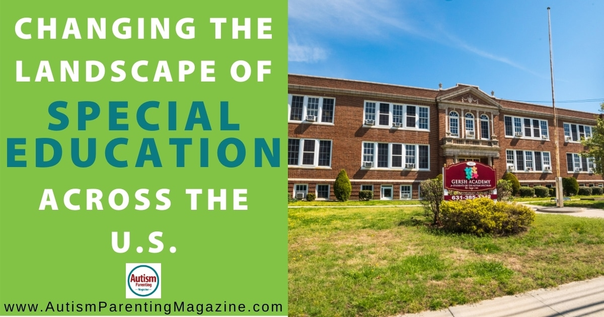 Changing the Landscape of Special Education Across the U.S.
