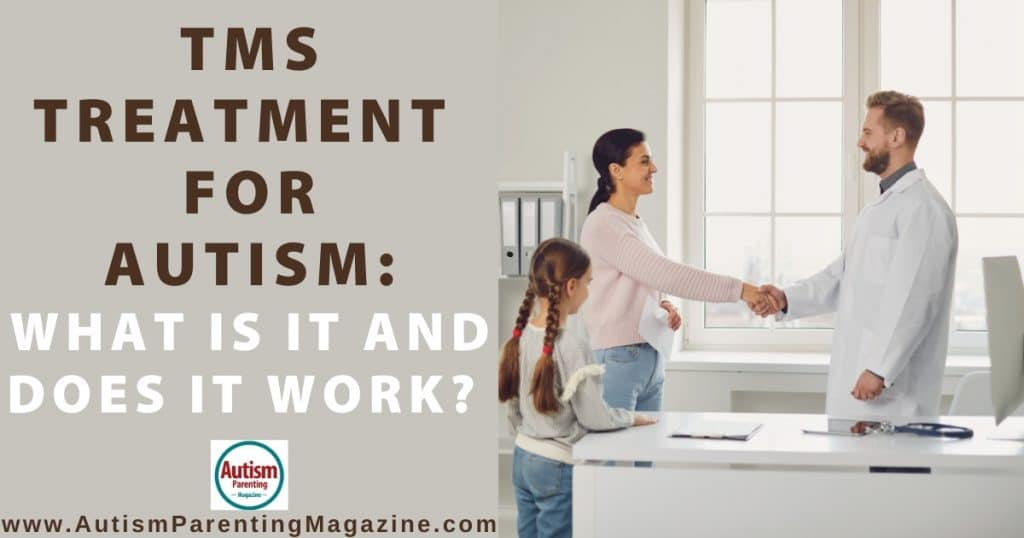 TMS Treatment for Autism: What is it and Does it Work?