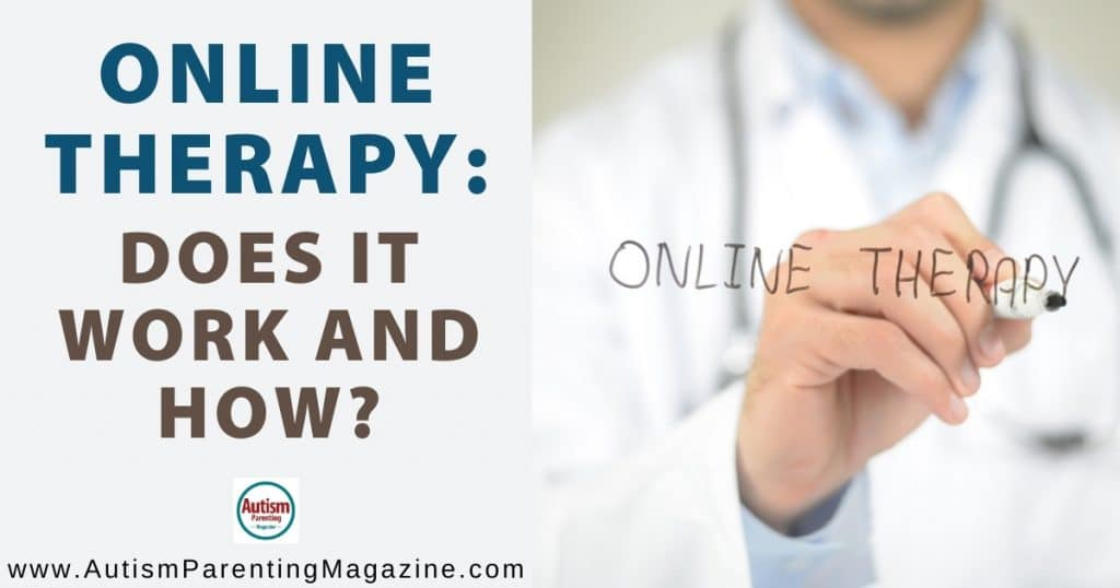 Online Therapy: Does it Work and How?