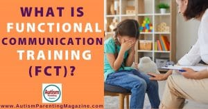 What is Functional Communication Training (FCT)?