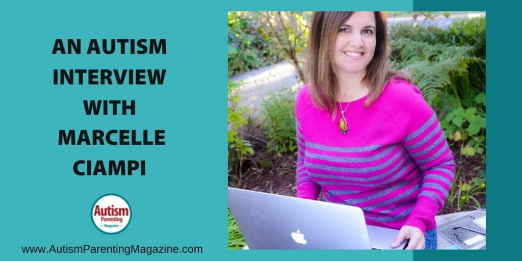 An AUTISM Interview with Marcelle Ciampi