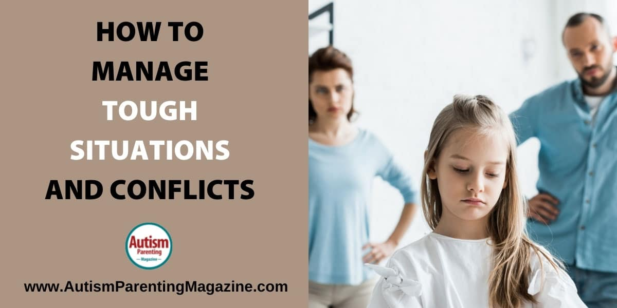 How to Manage Tough Situations and Conflicts