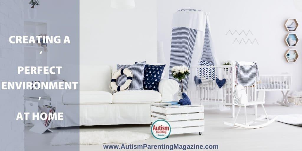 Creating a 'Perfect Environment' at Home