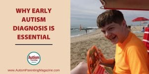 Why early autism diagnosis is essential