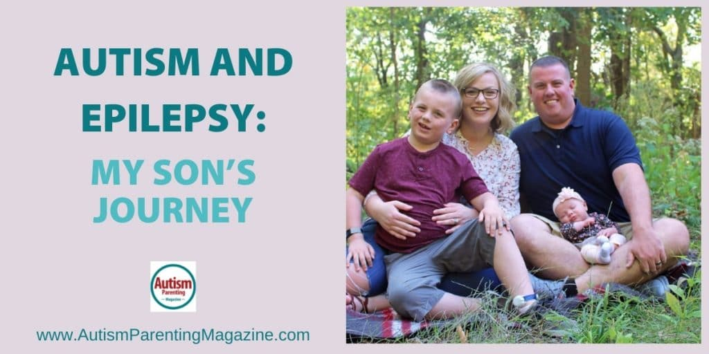 Autism and Epilepsy: My Son's Journey