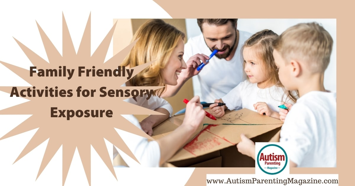 Our senses help in so many ways: balance, coordination, and hearing, to name a few. Here are a few activities that could help your autistic child have a balanced sensory experience.