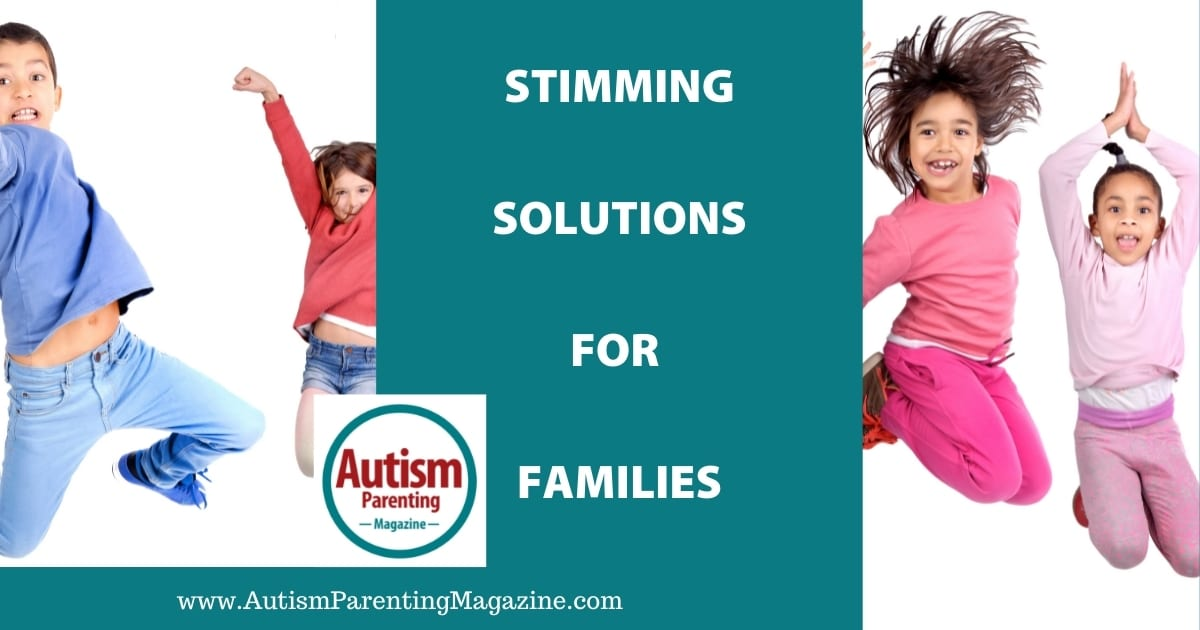 Here are some tips on how you, as a parent, can help your child manage his/her stimming behavior.
