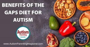 Benefits of the gaps diet for autism