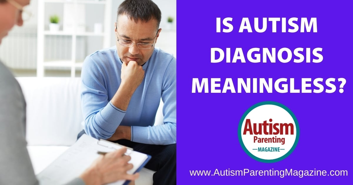 Is Autism Diagnosis Meaningless?